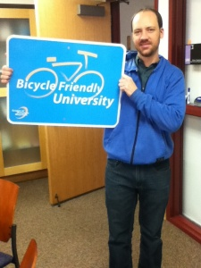 DU: A Bicycle Friendly University